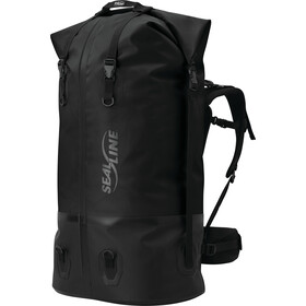 SealLine Pro Pack Reppu 120L, black